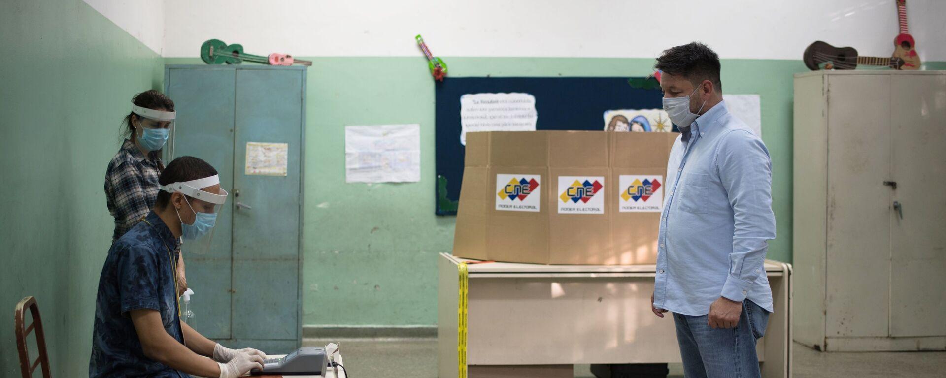 Elecciones parlamentarias en Venezuela - Sputnik Mundo, 1920, 30.06.2021