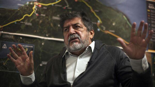 Rogelio Jiménez Pons, director del Fondo Nacional de Fomento al Turismo de México - Sputnik Mundo