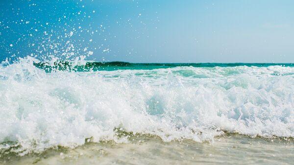 Agua marina (imagen referencial) - Sputnik Mundo