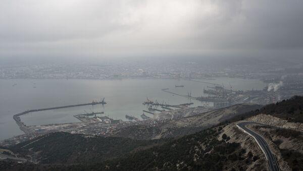 La vista de Novorossíisk - Sputnik Mundo