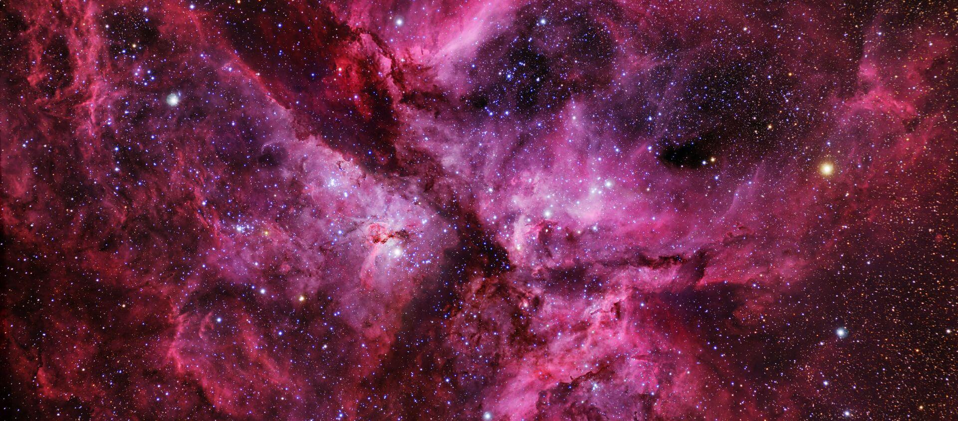 El universo (imagen referencial) - Sputnik Mundo, 1920, 09.12.2020
