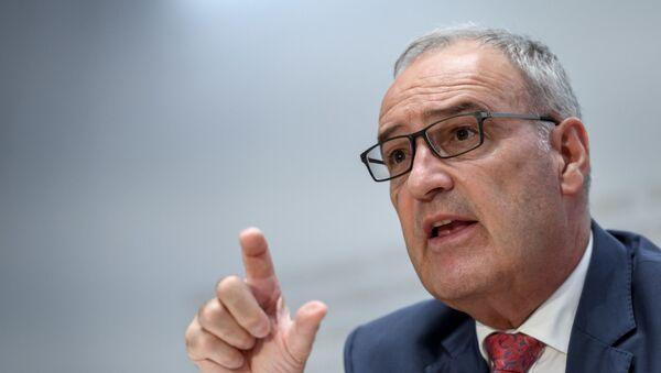 Guy Parmelin, nuevo presidente de Suiza - Sputnik Mundo