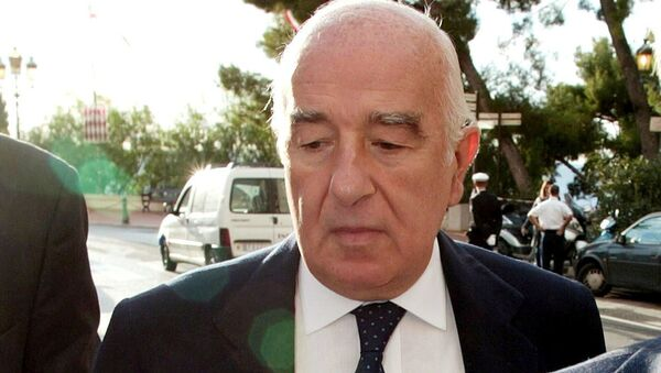 El banquero brasileño Joseph Safra - Sputnik Mundo