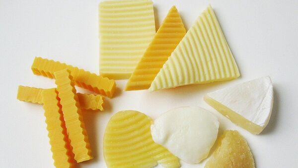 variedades de quesos - Sputnik Mundo