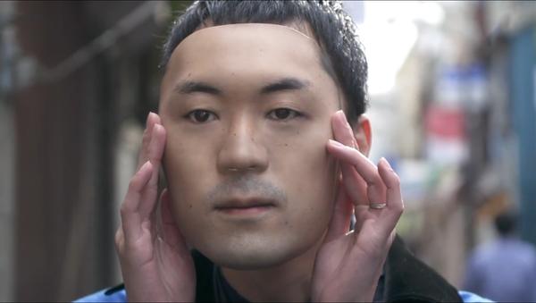 En Japón crean unas máscaras capaces de cambiar todo el rostro - Sputnik Mundo