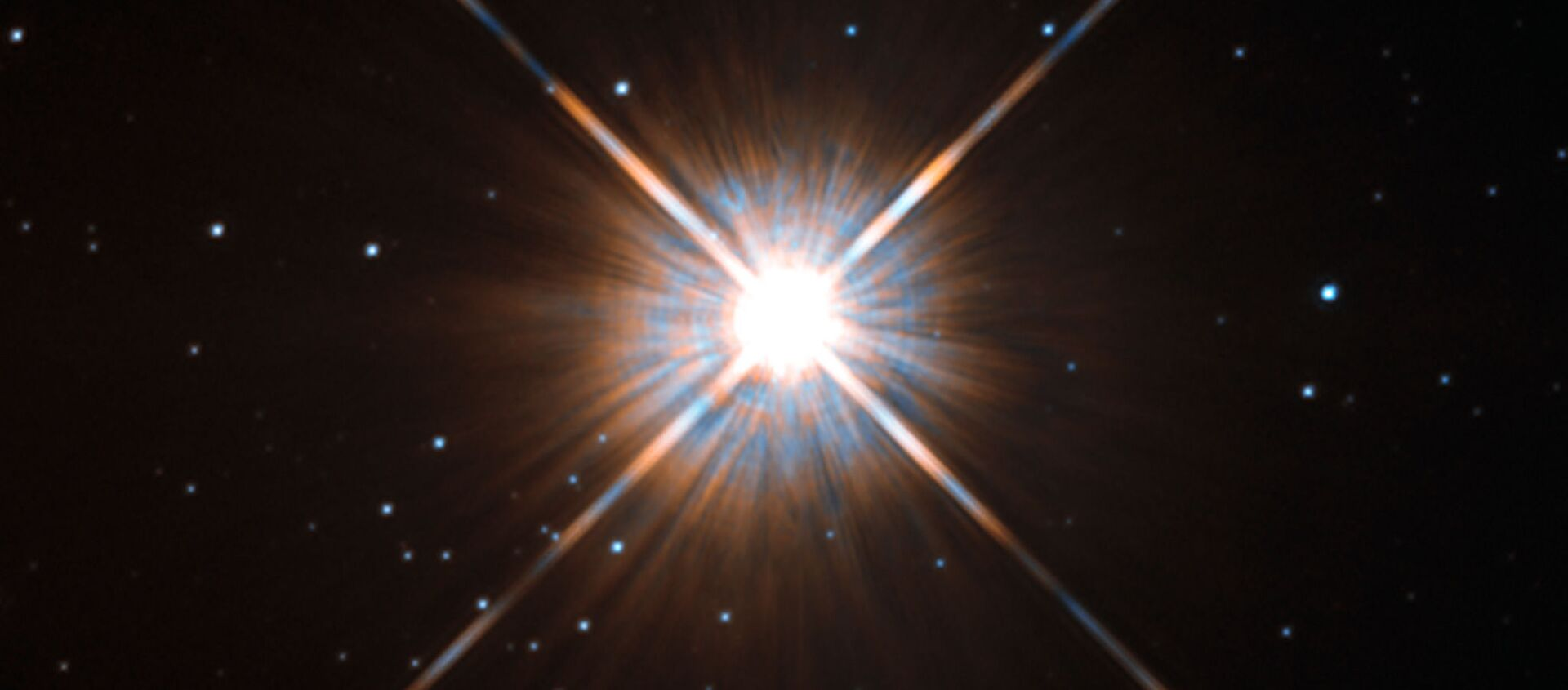 La estrella Próxima Centauri - Sputnik Mundo, 1920, 19.12.2020