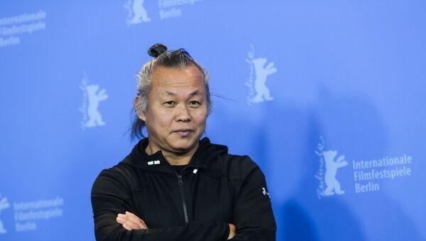 El director del cine surcoreano Kim Ki-duk - Sputnik Mundo