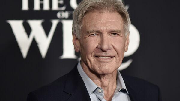 Harrison Ford, actor estadounidense - Sputnik Mundo