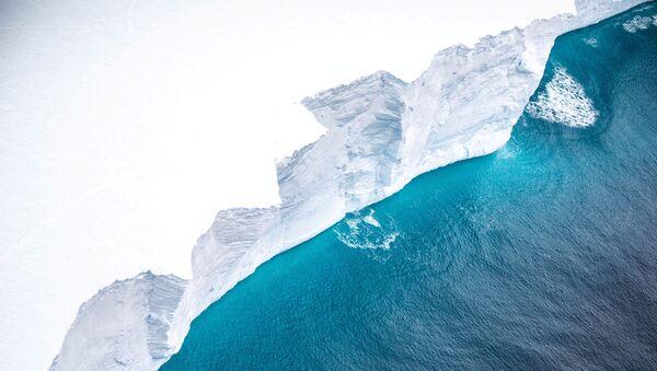El iceberg A68a - Sputnik Mundo