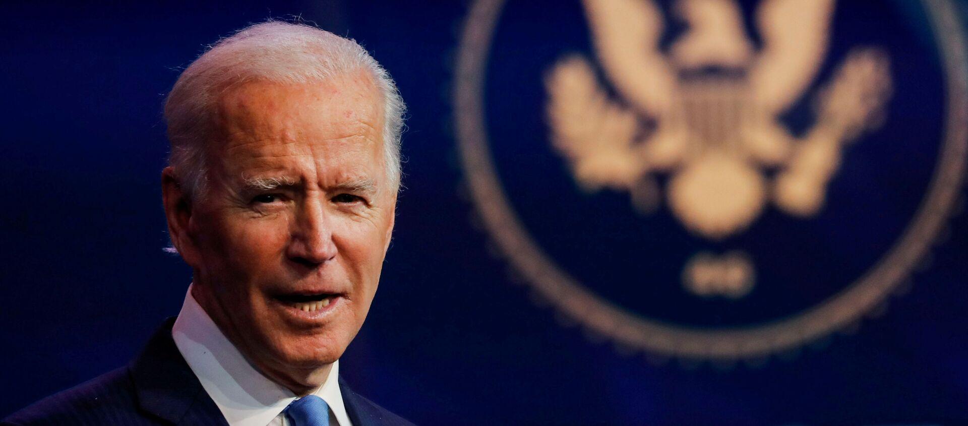 Joe Biden, presidente electo de EEUU - Sputnik Mundo, 1920, 28.12.2020