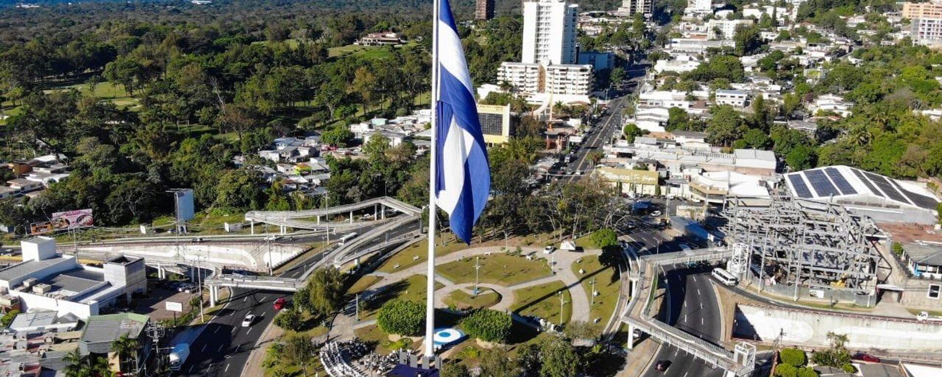 Bandera de El Salvador - Sputnik Mundo, 1920, 22.03.2021
