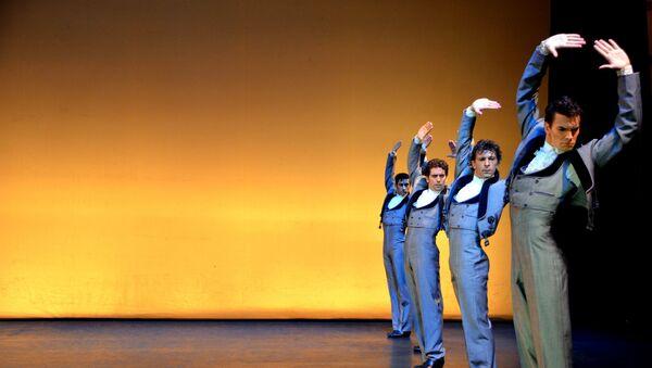 'Capricho español' por Rubén Olmo, director del Ballet Nacional de España - Sputnik Mundo