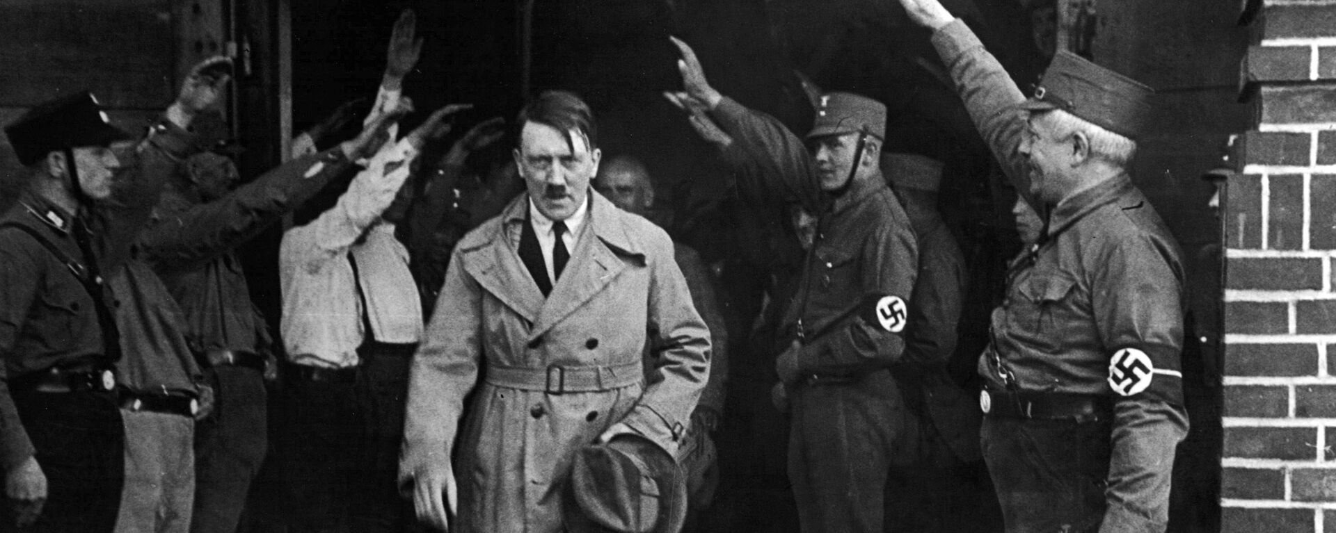 Adolf Hitler, líder de la Alemania nazi (archivo) - Sputnik Mundo, 1920, 17.12.2020