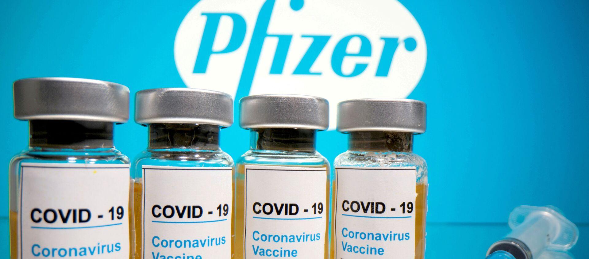 La vacuna anti-COVID de Pfizer - Sputnik Mundo, 1920, 24.12.2020