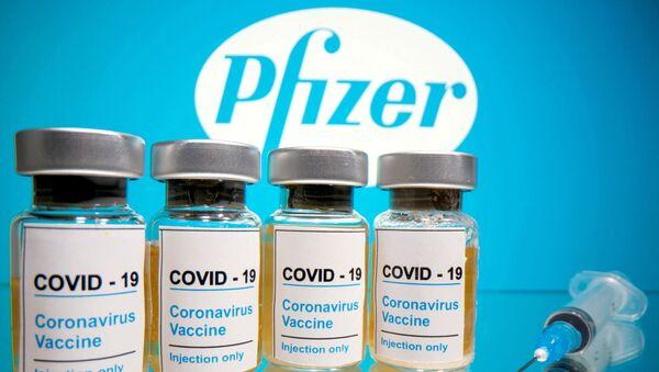 La vacuna anti-COVID de Pfizer - Sputnik Mundo