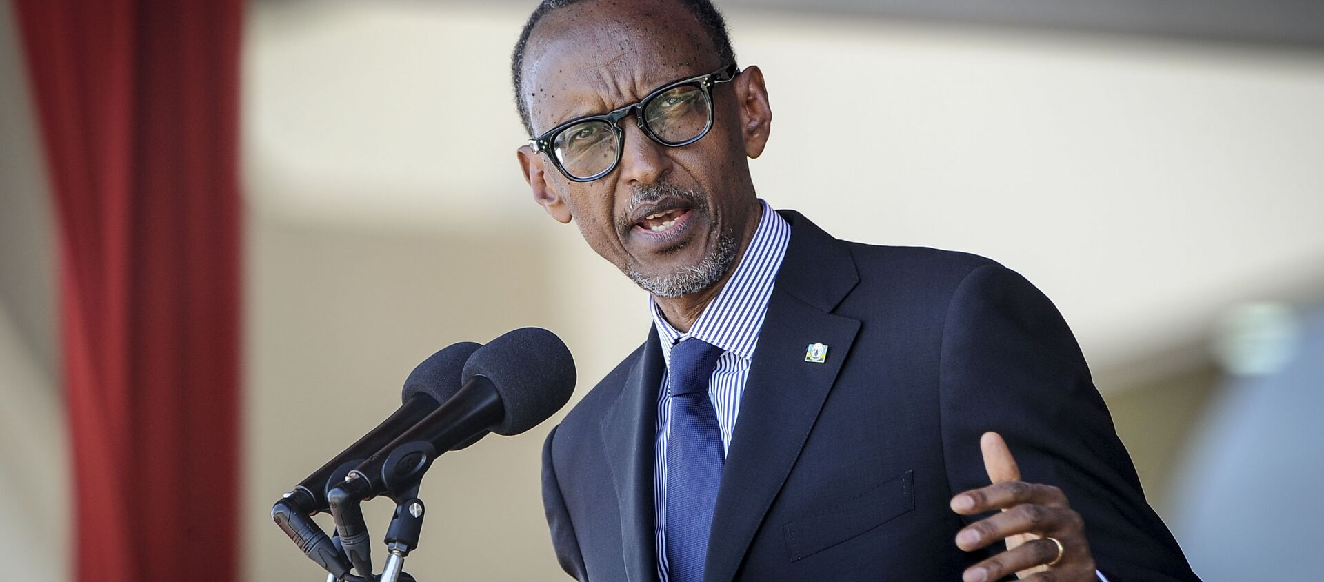 Paul Kagame, presdiente de Ruanda - Sputnik Mundo, 1920, 17.12.2020