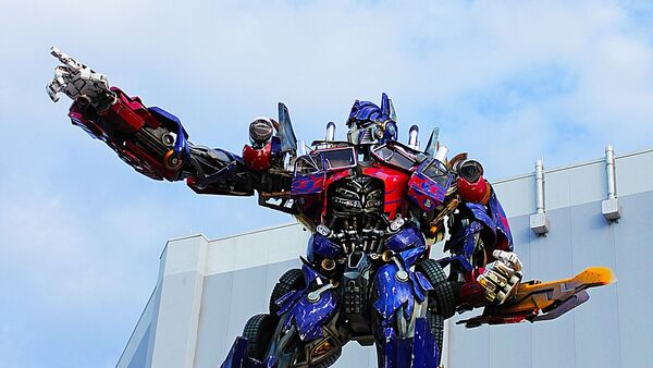 Optimus Prime, el personaje de 'Transformers' - Sputnik Mundo