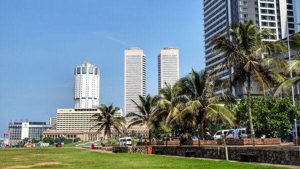 Colombo, capital de Sri Lanka - Sputnik Mundo