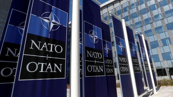 La sede de la OTAN en Bruselas - Sputnik Mundo