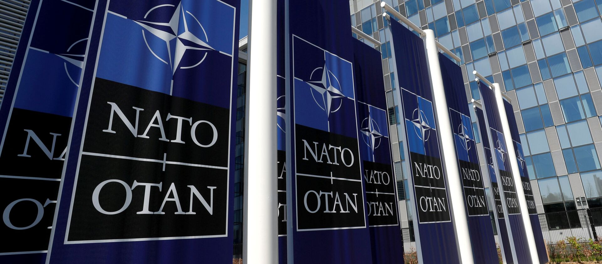 La sede de la OTAN en Bruselas - Sputnik Mundo, 1920, 15.01.2021