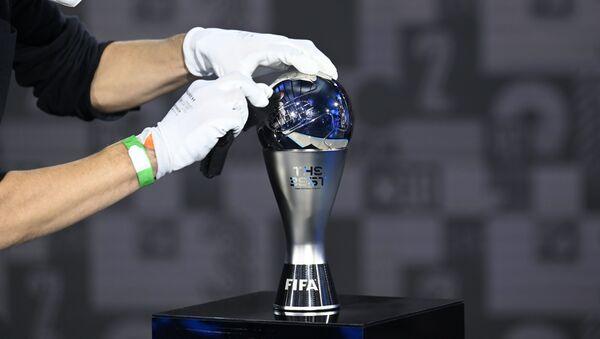 El premio 'The Best' al mejor jugador del año  - Sputnik Mundo