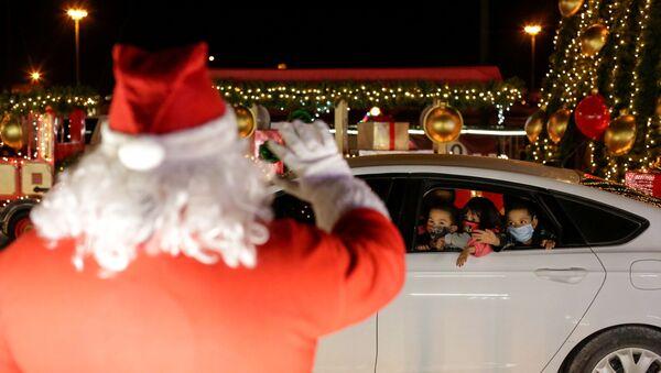Navidad en México - Sputnik Mundo