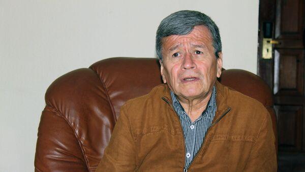 Pablo Beltrán, miembro del Comando Central de la guerrilla ELN - Sputnik Mundo