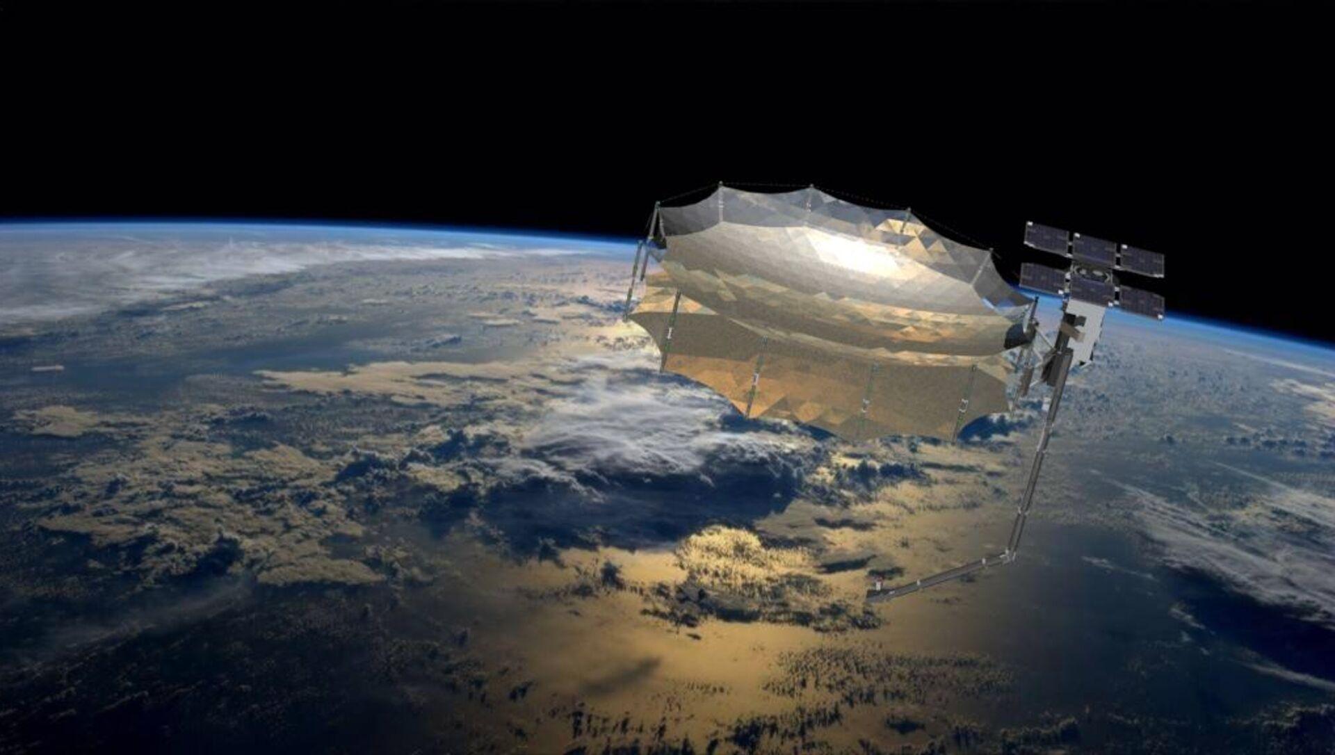 El satélite de Capella Space - Sputnik Mundo, 1920, 25.12.2020