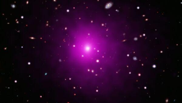 La agrupación galáctica Abell 2261 - Sputnik Mundo