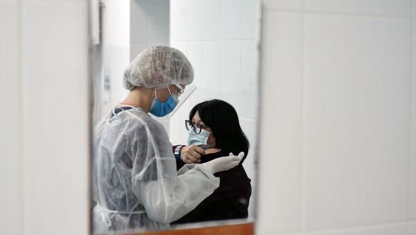 Vacunación contra coronavirus en Rusia - Sputnik Mundo