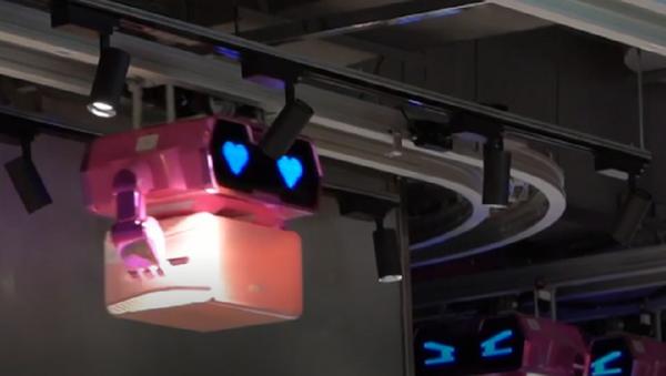 Un robot de un restaurante chino - Sputnik Mundo