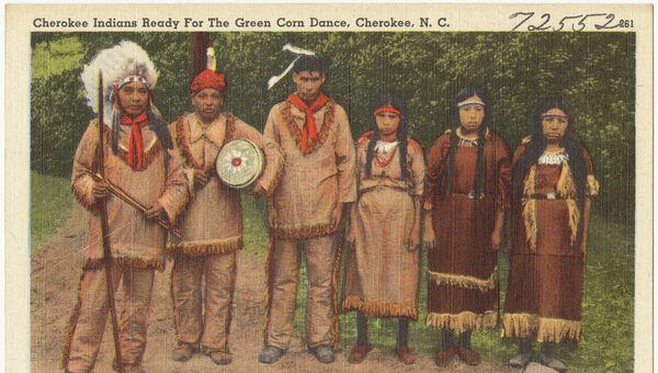 Cherokees (1930 - 1945) - Sputnik Mundo