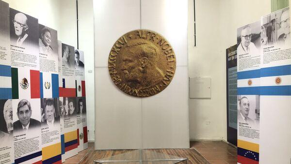 La Casa de los Premios Nobel Latinoamericanos, creada por la ONG Serpaj y la Universidad de Buenos Aires - Sputnik Mundo