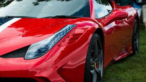 Un Ferrari 458 Speciale - Sputnik Mundo