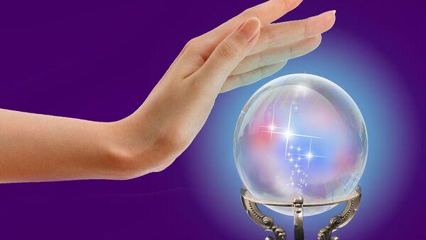 Bola de cristal - Sputnik Mundo