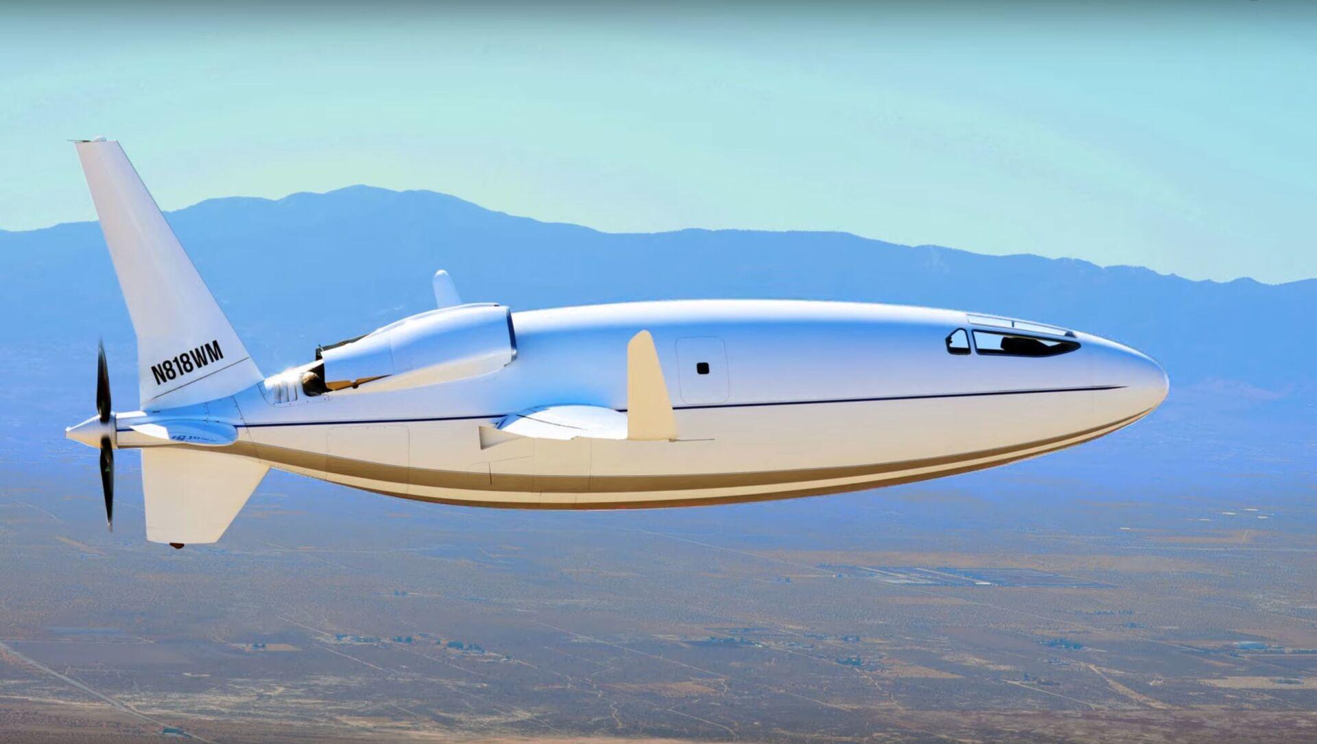 Otto Aviation Celera 500L - Sputnik Mundo, 1920, 23.12.2020