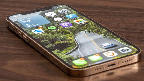 iPhone 12 Pro - Sputnik Mundo