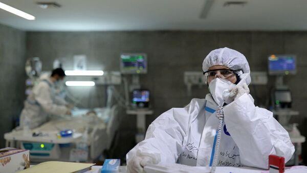 Coronavirus en Irán - Sputnik Mundo