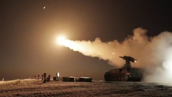 Las pruebas del misil 9M333 del sistema Strela-10M - Sputnik Mundo