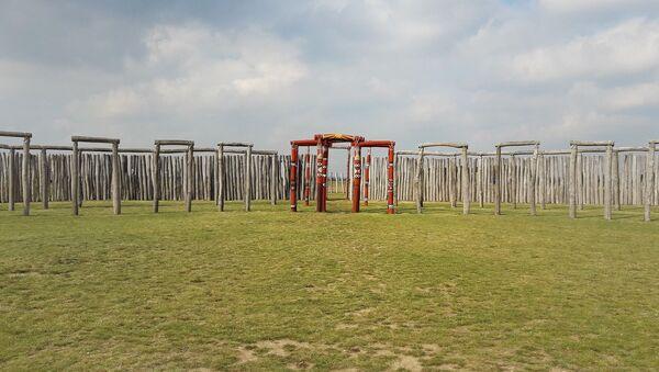 El Woodhenge - Sputnik Mundo