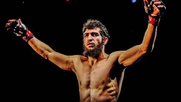 Raimond Magomedaliev, luchador de MMA ruso - Sputnik Mundo