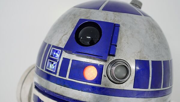 El robot R2-D2 de la franquicia 'Star Wars' - Sputnik Mundo