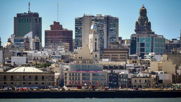 Vista de Montevideo, capital de Uruguay - Sputnik Mundo