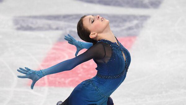 Anna Scherbakova, patinadora artística rusa - Sputnik Mundo