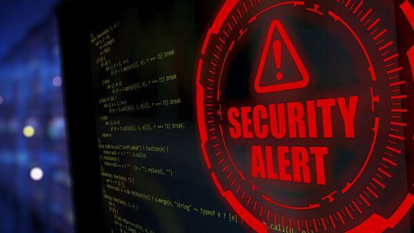 Alarma de seguridad (imagen referencial) - Sputnik Mundo