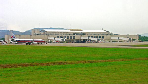 Aeropuerto Internacional Ramón Villeda Morales - Sputnik Mundo