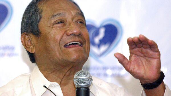 Armando Manzanero, cantautor mexicano - Sputnik Mundo