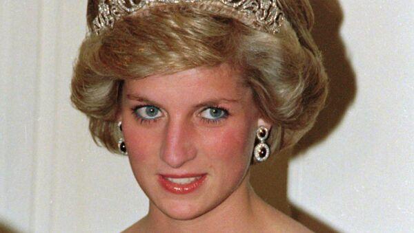 Lady Di en 1985 - Sputnik Mundo