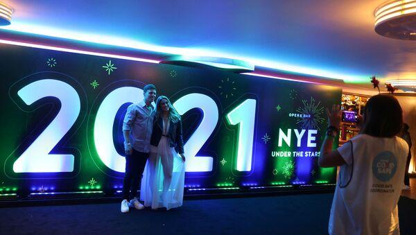 Año Nuevo en  Australia - Sputnik Mundo