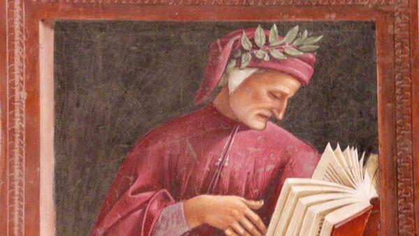 Dante Alighieri, escritor italiano - Sputnik Mundo